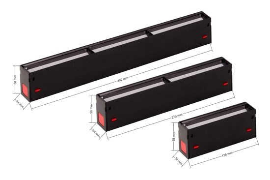 MEGALIGHT Magnetic S39 Wall Washer