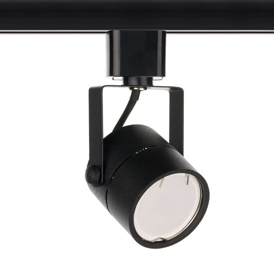 MEGALIGHT 21981 Track light Spot CITY MR16 Gu5.3 Черный круглый
